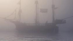 Tàu ma mất tích ở Tam giác quỷ Bermuda 100 năm bất ngờ hiện hình