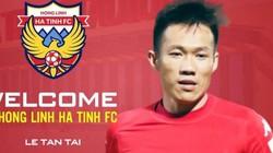 Cựu đội trưởng ĐT Việt Nam gia nhập tân binh V.League