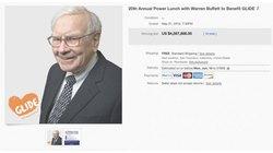 """Đại gia chi 105 tỷ để ăn bữa trưa với tỷ phú và những giao dịch """"đắt cắt cổ"""" năm qua"""