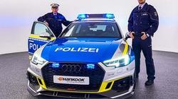 Hãng độ ABT nâng cấp ngoại thất cho xe cảnh sát Audi RS4 Avant