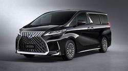 Lexus LM sắp ra mắt, mẫu MPV hạng sang giá từ 4 tỷ đồng