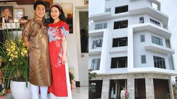 Hoà Minzy xây biệt thự 5 tầng 2 mặt tiền tặng bố mẹ đầu năm mới