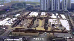 Toàn cảnh Trung Quốc xây dựng bệnh viện 1.600 giường, hoạt động chỉ sau một tuần