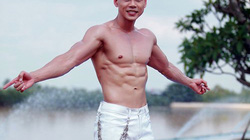 """Chỉ trên dưới 1m70 nhưng Đan Trường, Phan Đinh Tùng...vẫn là """"nam thần cơ bắp"""""""