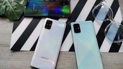 Đánh giá Galaxy A71 - smartphone cấu hình mạnh mẽ cho game thủ