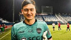 Đặng Văn Lâm cản 2 quả penalty, Muangthong United vào chung kết