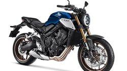 Honda CB650R 2020 trình làng, thêm tùy chọn màu mới