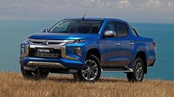 Mitsubishi triệu hồi Triton và Outlander Sport tại Việt Nam