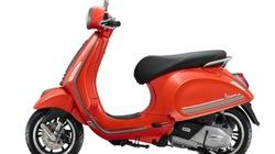 Bảng giá Vespa Primavera tháng 2/2020, xe đẹp long lanh, giá không đổi