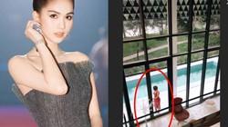 """Biệt thự triệu đô của Ngọc Trinh bị nhiều người lạ xâm nhập để chụp hình """"sống ảo"""""""