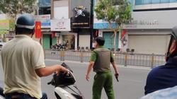 Bắt được đối tượng nghi ôm lựu đạn cố thủ ở TP.HCM