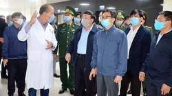 Phó Thủ tướng Vũ Đức Đam kiểm tra việc phòng chống dịch Corona tại Quảng Ninh