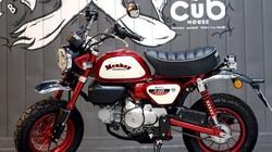 Honda Monkey 1988 Cherry Custom ra mắt, hồi sinh huyền thoại MonkeyZ50J