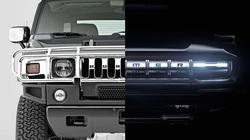 GMC Hummer sử dụng động cơ điện sắp được ra mắt