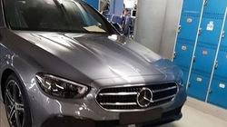 Mercedes-Benz E-Class và S-Class thế hệ mới lộ ảnh thực tế