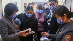 Chuyến tàu liên vận Hà Nội - Nam Ninh những ngày dịch virus Corona