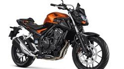 Honda CB500F 2020 ra mắt công chúng, màu sắc rực rỡ hơn