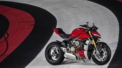 """""""Quái vật"""" Ducati Streetfighter V4 2020 chốt giá hơn 500 triệu đồng"""