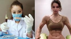 Nữ bác sĩ mặt mỹ nữ, thân hình lực sĩ ra tuyến đầu chống dịch Corona