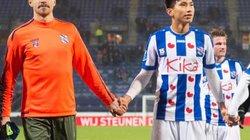 """Đây! Lý do Heerenveen không """"xuống tay"""" với Đoàn Văn Hậu"""