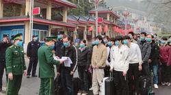 Lạng Sơn: Quân đội sẵn sàng 3 điểm cách ly công dân trở về từ Trung Quốc