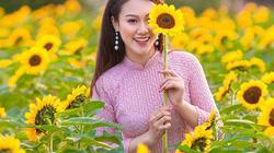 Vẻ đẹp rạng rỡ của Á khôi trường Đại học Ngoại thương Hà Nội