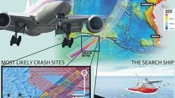 Xác định khu vực mới tìm kiếm máy bay MH370