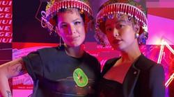 Hoàng Thùy Linh cùng Halsey hóa thân thành cô Mị trên đất Mỹ