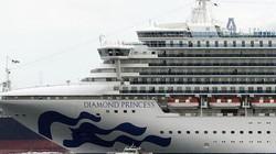 Nhật Bản: 10 người dương tính với virus Corona, du thuyền 3.700 người bị cách ly