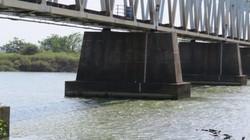 Một cần thủ chết bất ngờ dưới cầu đường sắt Đà Rằng