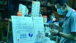 Có tiền cũng không mua được khẩu trang tại chợ thuốc tây lớn nhất Sài thành