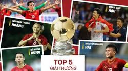 Vì virus corona, hoãn trao giải Quả bóng vàng Việt Nam 2019