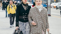 Quy tắc thời trang sang trọng, tránh lỗi mặc lố bịch cho phụ nữ đứng tuổi