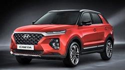Hyundai Creta thế hệ mới chờ ngày ra mắt tại Ấn Độ