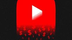 """Choáng với số tiền YouTube thu được từ quảng cáo, Google """"một vốn bốn lời"""""""