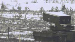 """Video hiếm về sức mạnh khủng khiếp của """"hỏa thần"""" TOS-1A độc nhất của Nga"""