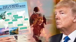 Iran-Mỹ đánh nhau, đây là những nước an toàn nhất để trú ẩn