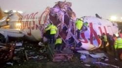 Thổ Nhĩ Kỳ: Máy bay chở 183 người vỡ tan khi hạ cánh chệch đường băng