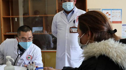 Nữ sinh tiếp xúc 3 người Trung Quốc được xuất viện sau 6 ngày sốt