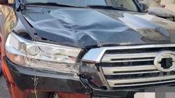 Tìm ra chiếc xe tông tử vong nam sinh đêm mùng 2 Tết rồi bỏ trốn