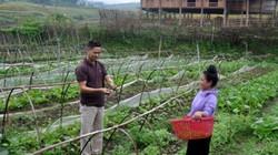 Trao vốn, kiến thức, tạo sức bật cho nông dân