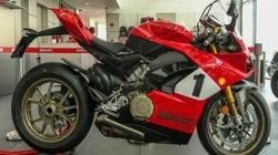 """Choáng ngợp """"quỷ đỏ"""" Ducati Panigale V4 bản giới hạn, giá hơn 2 tỷ đồng"""