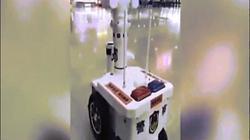 """Đối phó virus Corona, Trung Quốc dùng """"biệt đội"""" robot tuần tra"""