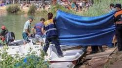 """Vợ phát hiện chuyện """"động trời"""", nam cảnh sát bóp cổ và phi tang xác dưới hồ"""