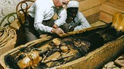 Bí ẩn kinh thiên xác ướp thai nhi trong lăng mộ Tutankhamun