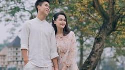 Duy Mạnh – Quỳnh Anh tung ảnh cưới, clip lãng mạn trước ngày cưới