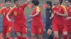 Thua tan tác Trung Quốc, ĐT nữ Thái Lan tan mộng Olympic 2020