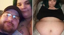 Kỳ quặc: Cô dâu ra sức ăn vì muốn mình nặng 273kg trong lễ cưới