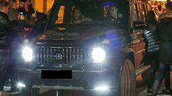 """Cristiano Ronaldo được bạn gái tặng Brabus G V12 900 """"1 of 10"""" nhân dịp sinh nhật tuổi 35"""
