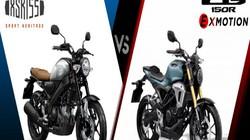 Thích chơi môtô cỡ nhỏ, chọn Yamaha XSR155 hay Honda CB150R?